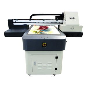 plastični drvo akril metal bilbordi tabletop uv printer 609