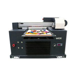 a3 veličina potpuno automatsko 4 boje dx5 glava pisača mini uv printer dtg uv flatbe