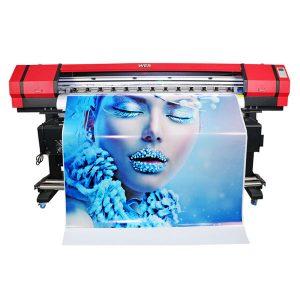 Široki format 6 boja flexo banner nalepnica inkjet štampač