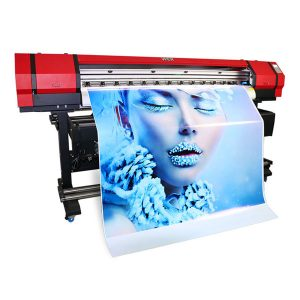1.6m vanjski zatvoreni eko otapalo mali pvc vinil printer