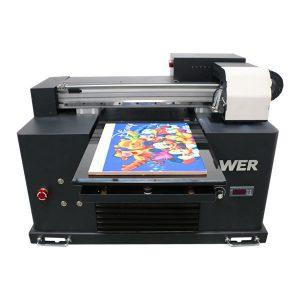 2019 novi dx5 glava flatbed printer a3 veličina uv vodio tiskarski stroj