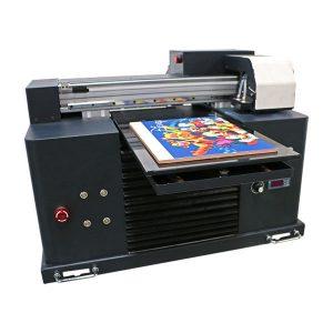 Mašina za inkjet štampanje je vodio flatbed uv printer za veličinu a3 a4