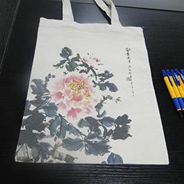 Štampanje platnene vrećice primjenom pisača A2 majice WER-D4880T