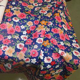 Digitalni tekstilni tisak uzorak 1 digitalnim tekstilnim pisačem WER-EP7880T