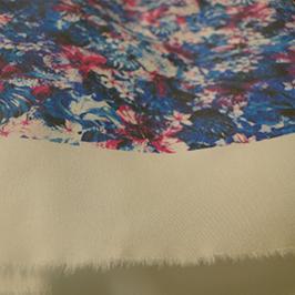 Digitalni tiskarski tekstil 2 uzorak digitalnim tekstilnim pisačem WER-EP7880T