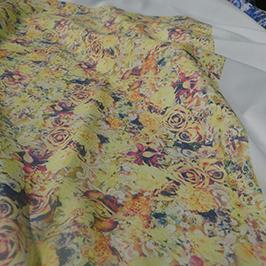 Digitalni tiskarski tekstil uzorak 3 od strane digitalnog tekstilnog štampača A1 WER-EP6090T