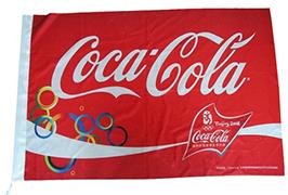 Zastava Tkanina banner ispisan sa 1.6m (5 stopa) eko otapalnim pisačem WER-ES160