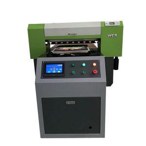 Najprodavaniji T-shirt tekstil Flatbed pisač akrilne odjeće pisača Flatbed tiskarski stroj