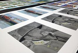 Foto-papir odštampan na štampaču za eko rastvarač od 1,8 m (6 stopa) WER-ES1802 2