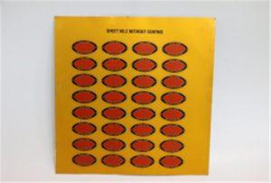 Štampanje uzorka metala na A3 UV štampaču WER-E2000UV