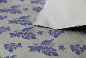 Štampanje tekstila uzorak 2 pomoću digitalne mašine za štampanje tekstila WER-EP7880T