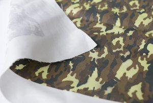 Štampanje tekstila uzorak 3 pomoću digitalne mašine za štampanje tekstila WER-EP7880T