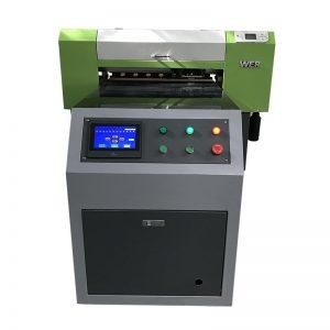 pvc štampač velikog formata platna za štampanje mašina za golf loptica WER-ED6090UV